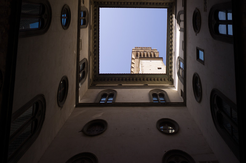 palazzo Vecchio courtyard