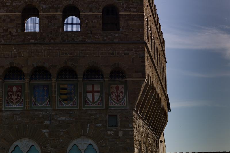 Palazzo Vecchio detail