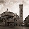 Baptistry and Duomo