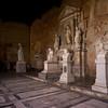 Camposanto statues