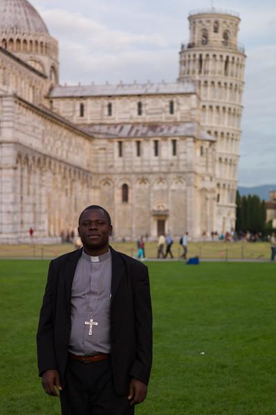 Envoy from Tanzania