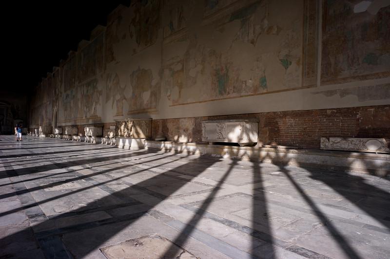 Camposanto frescos