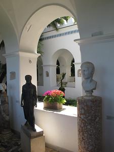 San Michele, Capri