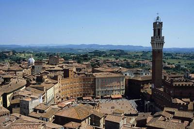 The Campo, Siena