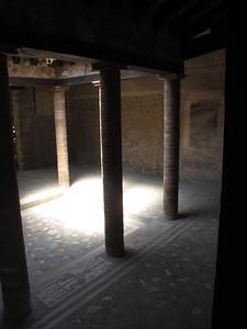Bath House, Pompei
