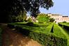 Public Gardens - San Quirico d'Orcia - Tuscany