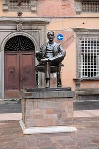 Puccini was born here