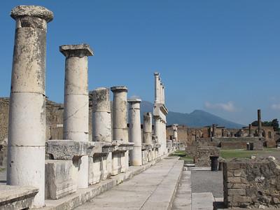 The Forum, Pompei