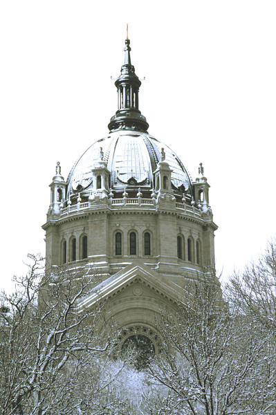 Cathedral Snow - 2