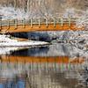 Snow Bridge on the Miss R.