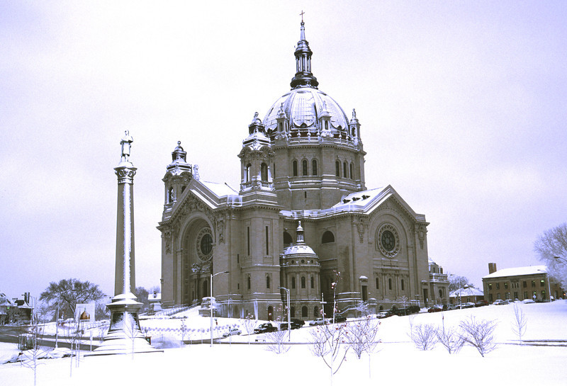 Cathedral Snow - 3