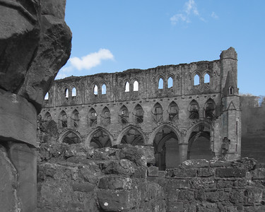 Rievaulx Abbey Interior