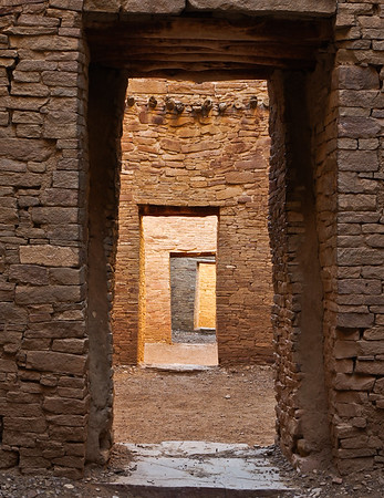 Doorway Through the Ruins