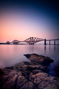 Forth Rail Bridge, Firth of Forth, Scotland