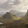 Late afternoon at the Quiraing