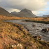Sligachan River view