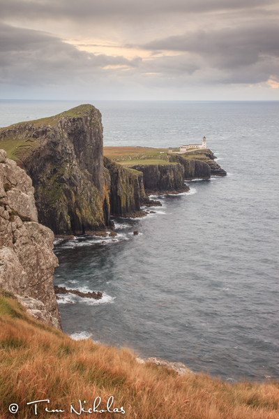 Neist Point late afternoon