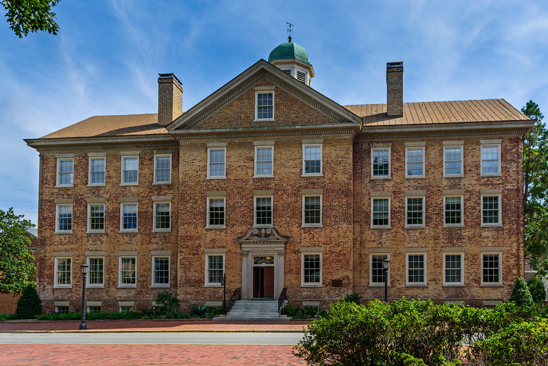 """South Building on the UNC-Chapel Hill Campus"""