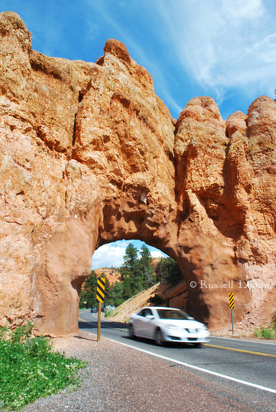 Dixie National Forest Arch