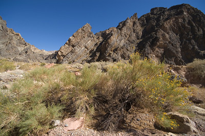 Titus Canyon - Death Valley
