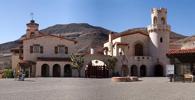 Scottys Castle - Death Valley - California