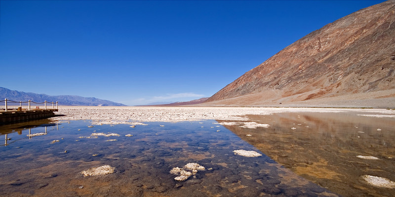 Badwater - Death Valley - California