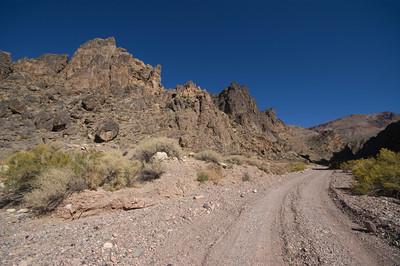 Upper Titus Canyon - Death Valley - California