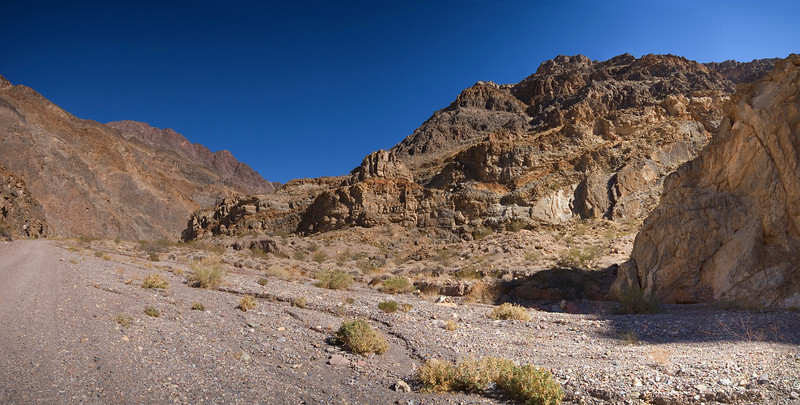 Titus Canyon - Death Valley