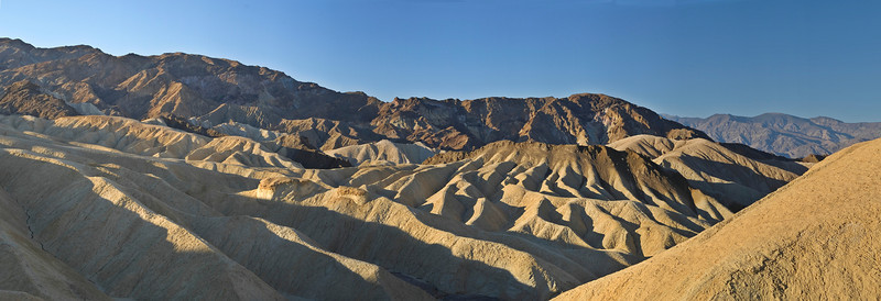 Zabriskie Point - Death Valley - California