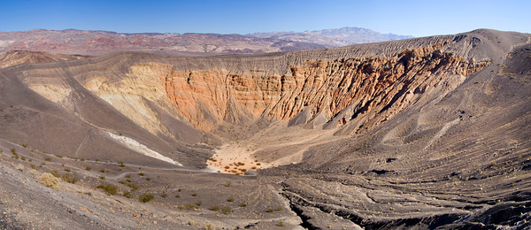 Ubehebe Crater - Death Valley - California