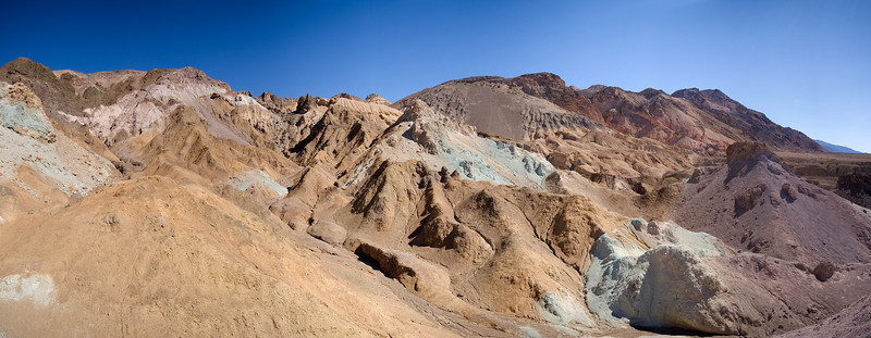 Artists Palette - Death Valley - California
