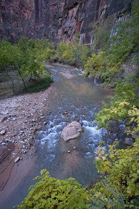 Virgin River at the Riverside Walk