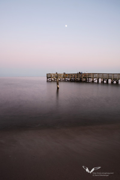 October 2011. Breezy Point, Maryland.