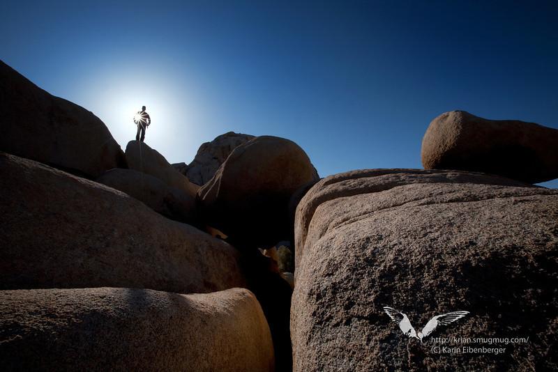 March 2012. Wonderland of Rocks.