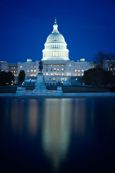 Capitol, Washington