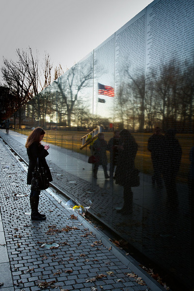 Vietnam War Memorial, Washington