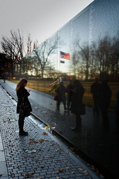 Vietnam War Memorial, Washington