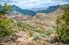 Salt River Canyon, home of the White Mountain Apache people, between Globe and Showlow, Arizona. August 2013. [Salt River Canyon 2013-08 HDR 01-1 AZ-USA_HDR]