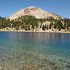 Mount Lassen + Lake Helen