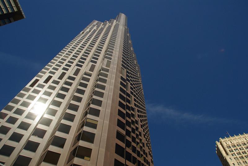 Skyscraper in San Fran