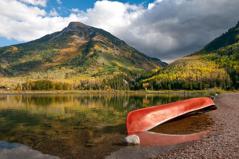 Beaver Lake 2010-09 001 Marble-CO-USA