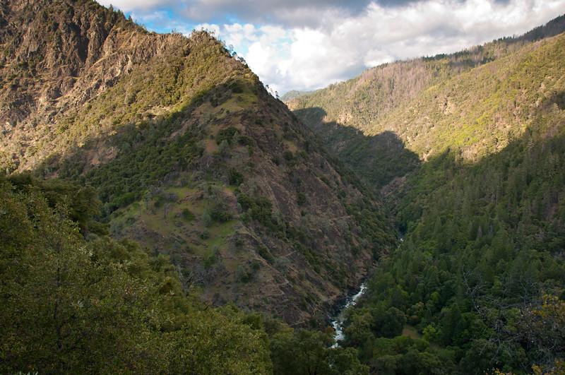 Trinity River valley, northern California, May 2011