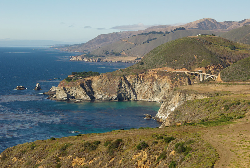 It was here in Big Sur where I first learned to say Amen! (Henry Miller)
