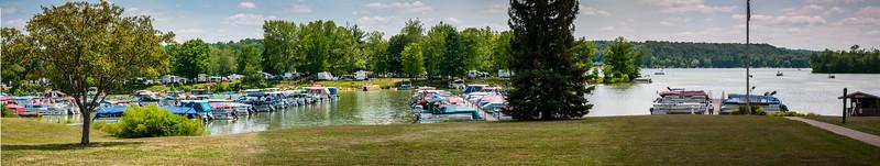 Atwood Lake Marina West