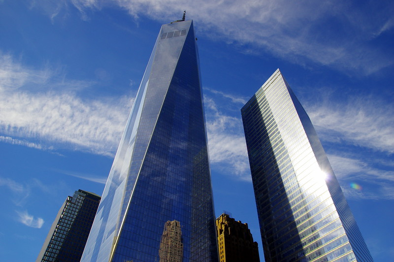 One World Trade Center - see forever...