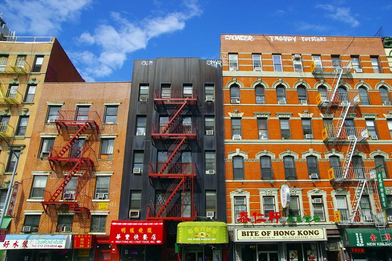 Chinatown, Manhattan, New York City