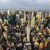 Manhattan from above, Empire State of Mind, New York