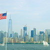 Highest building in the western hemisphere....the american flag!