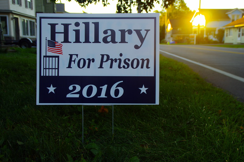 Pre-election time in the US