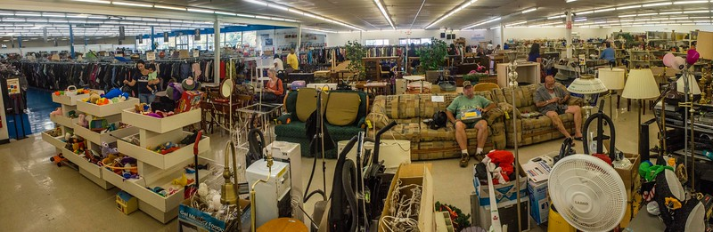 Goodwill Store, State College, Pa